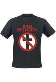 Bad Religion - Cross Buster - T-Shirt - Uomo - nero