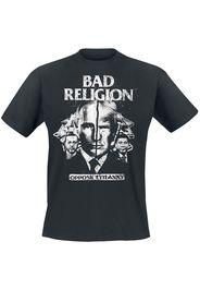 Bad Religion - Oppose Tyranny - T-Shirt - Uomo - nero