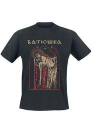Batushka - Pieta - T-Shirt - Uomo - nero