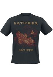 Batushka - Poet - T-Shirt - Uomo - nero