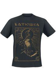 Batushka - Shema Monk - T-Shirt - Uomo - nero