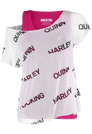 Birds Of Prey - Harley Quinn - Top - Donna - multicolore