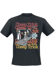 Cheap Trick - Be With You - T-Shirt - Uomo - nero