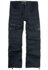 Chemical Black - Kalen Pants - Pantaloni - Uomo - nero