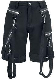 Chemical Black - Renita Shorts - Shorts - Donna - nero