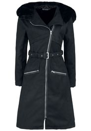 Chemical Black - Kiara Coat - Cappotti - Donna - nero