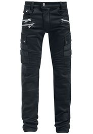 Chemical Black - Anders Pants - Pantaloni - Uomo - nero