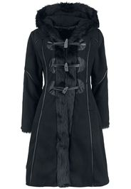 Chemical Black - Moon Coat - Cappotti - Donna - nero
