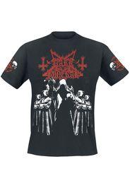 Dark Funeral - Shadow Monks - T-Shirt - Uomo - nero