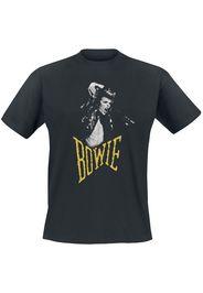 David Bowie - Scream - T-Shirt - Uomo - nero