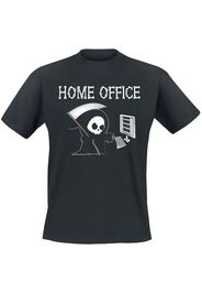 Death - Home Office -  - T-Shirt - Uomo - nero