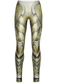 Diablo - Wild Bangarang - Tyrael - Leggings - Donna - multicolore