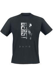 Dune - Beast Mode - T-Shirt - Uomo - nero