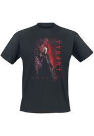 Dune - Tyrant - T-Shirt - Uomo - nero