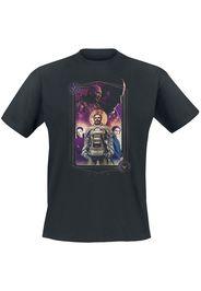 Dune - Planet Seekers - T-Shirt - Uomo - nero