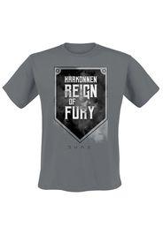 Dune - Harkonnen Reign - T-Shirt - Uomo - carbone