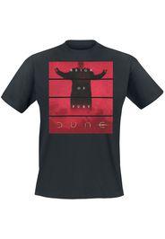 Dune - Reign Of Fury - T-Shirt - Uomo - nero