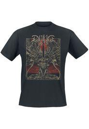 Dvne - Augmentis - T-Shirt - Uomo - nero