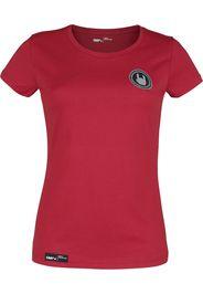 EMP Premium Collection -  - T-Shirt - Donna - rosso