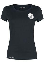 EMP Premium Collection -  - T-Shirt - Donna - nero