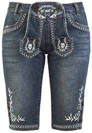 EMP Special Collection - Calla - Shorts - Donna - blu