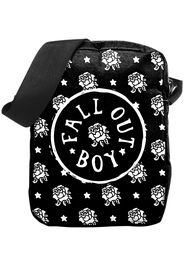 Fall Out Boy - Flowers - Borsa a tracolla - Unisex - nero