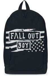 Fall Out Boy - Flag - Zaino - Unisex - nero
