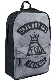 Fall Out Boy - Chicago - Zaino - Unisex - nero
