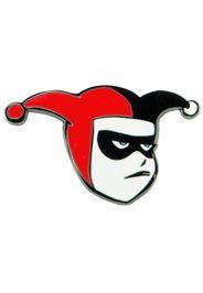 Harley Quinn -  - Spilla - Unisex - rosso nero bianco