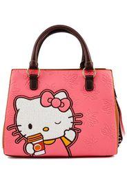 Hello Kitty - Loungefly - Pumpkin Spice Latte Wave - Borsetta - Donna - multicolore