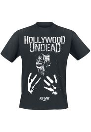 Hollywood Undead - Compare Me To None - T-Shirt - Uomo - nero
