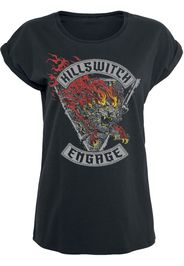 Killswitch Engage - Atonement Rocker - T-Shirt - Donna - nero