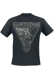 Killswitch Engage - Atonement Triangle - T-Shirt - Uomo - nero