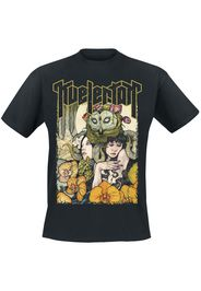 Kvelertak - Octopool - T-Shirt - Uomo - nero