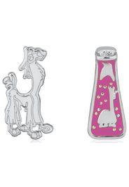 Le follie dell'imperatore - Disney by Couture Kingdom - Kuzco - Set di orecchini - Donna - colore argento