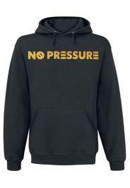 Logic - Everybody No Pressure - Felpa con cappuccio - Uomo - nero