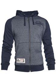 Lonsdale London - Slough - Felpa jogging - Uomo - blu screziato