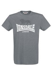 Lonsdale London - Gargrave - T-Shirt - Uomo - antracite