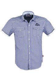 Lonsdale London - Berny - Camicia a maniche corte - Uomo - blu navy