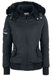 Lonsdale London - Ulwell - Giacca invernale - Donna - nero