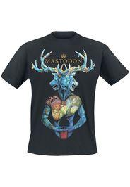 Mastodon - Blood mountain - T-Shirt - Uomo - nero