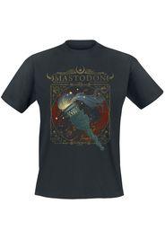 Mastodon - Medium Rarities Framed - T-Shirt - Uomo - nero