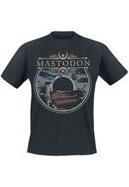 Mastodon - Horizon - T-Shirt - Uomo - nero