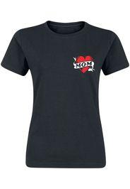 Mom -  - T-Shirt - Donna - nero