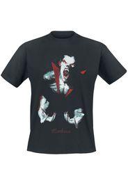 Morbius - Scream - T-Shirt - Uomo - nero