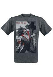 Morbius - Poster - T-Shirt - Uomo - grigio sport