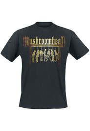 Mushroomhead - Hanging Knouse - T-Shirt - Uomo - nero