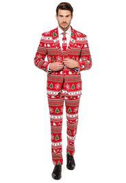 OppoSuits - Winter Wonderland - Costume - Uomo - multicolor