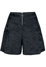 Outer Vision - Clara Shorts - Shorts - Donna - nero