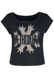 Radiohead - Cuthands - T-Shirt - Donna - nero